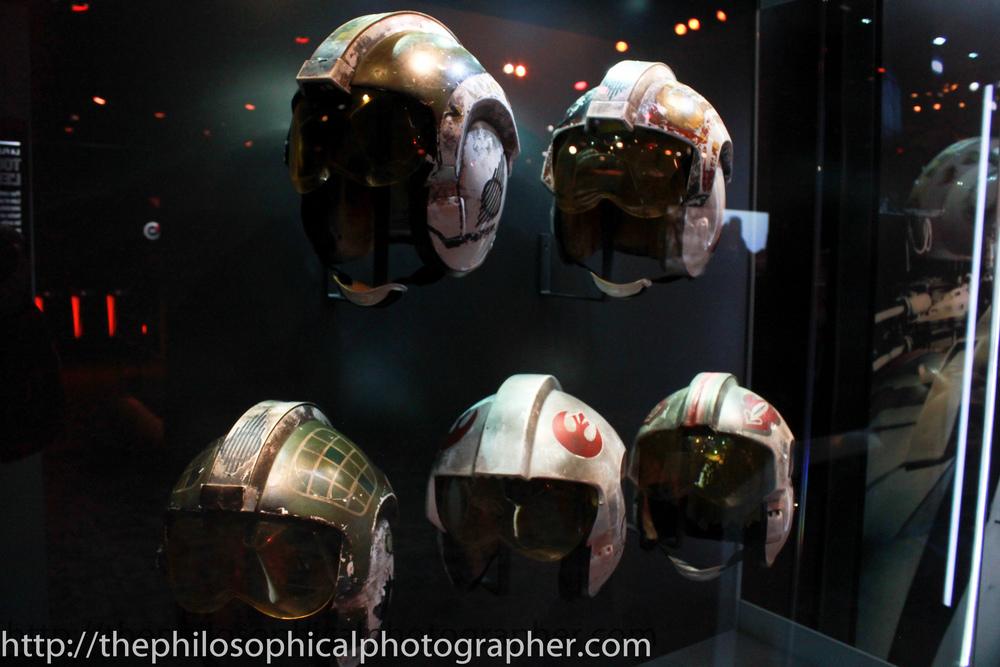 Rebel Pilot Helmets