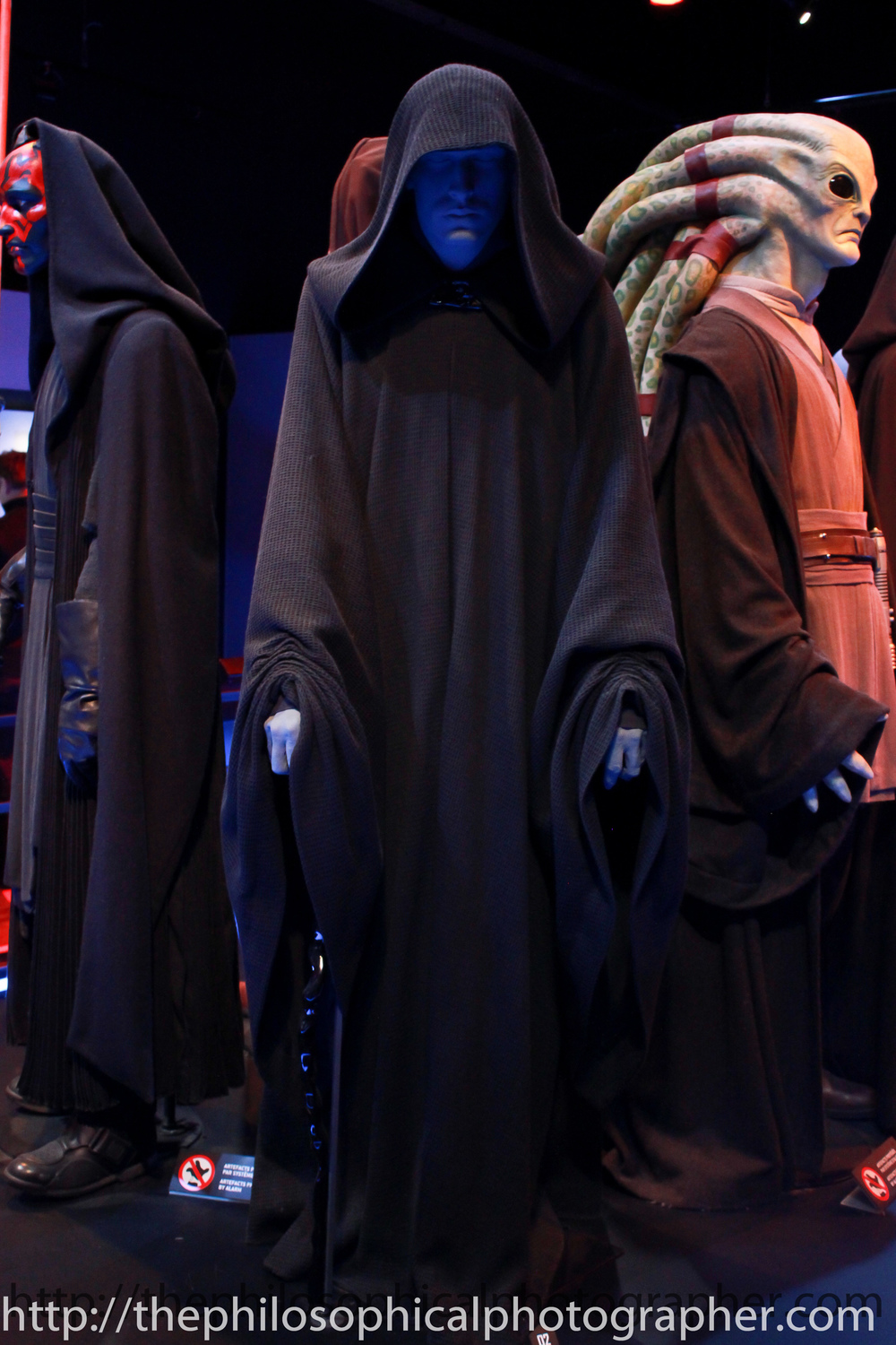 The Emperor, Sith Lord Darth Sidious