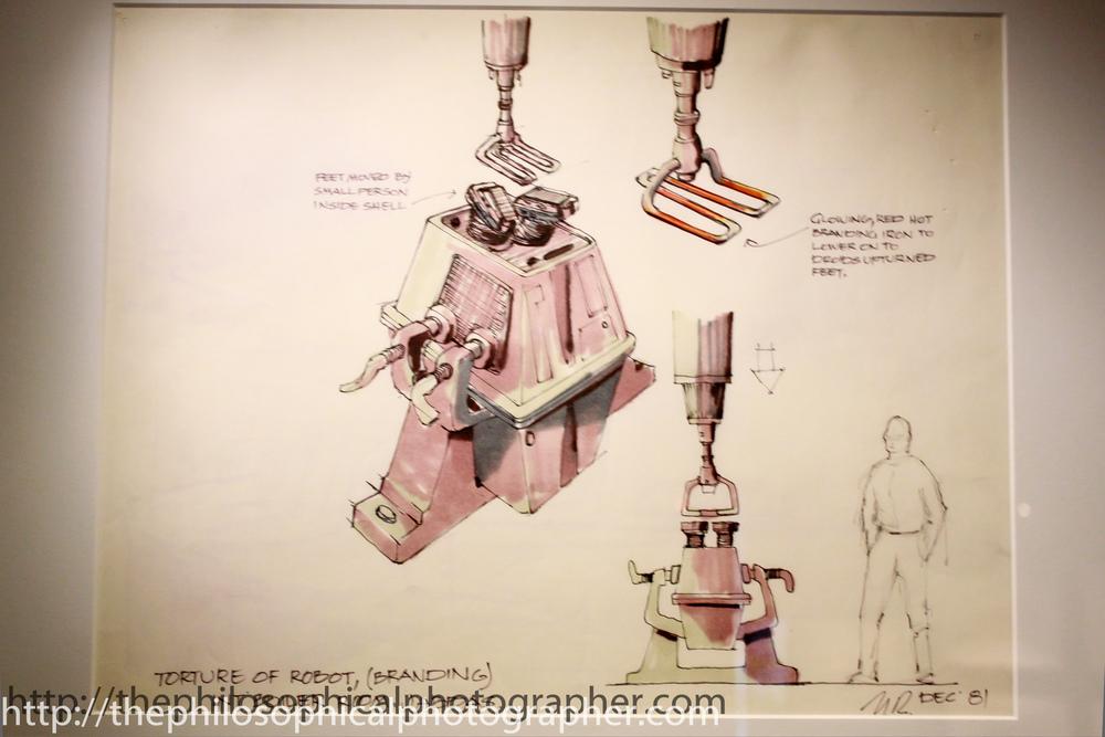 Torture of Robot