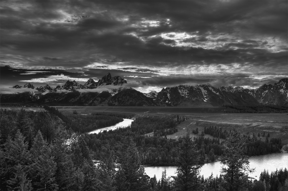 Snake River and the Tetons Revisited