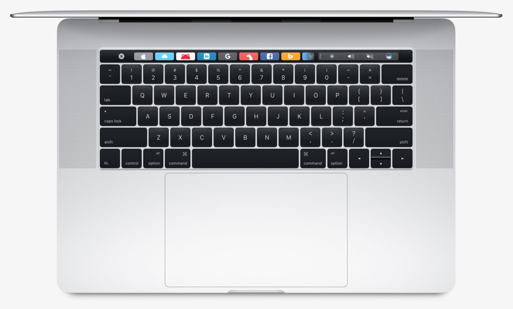 MacBook Pro with pen input…err...