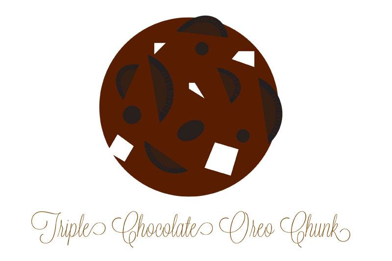 ... john st.-Holiday 2012 / Christmas Cookie / Triple Chocolate Oreo Chunk