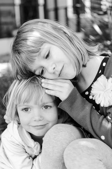 March: Sisters. Digital - Nikon D700.