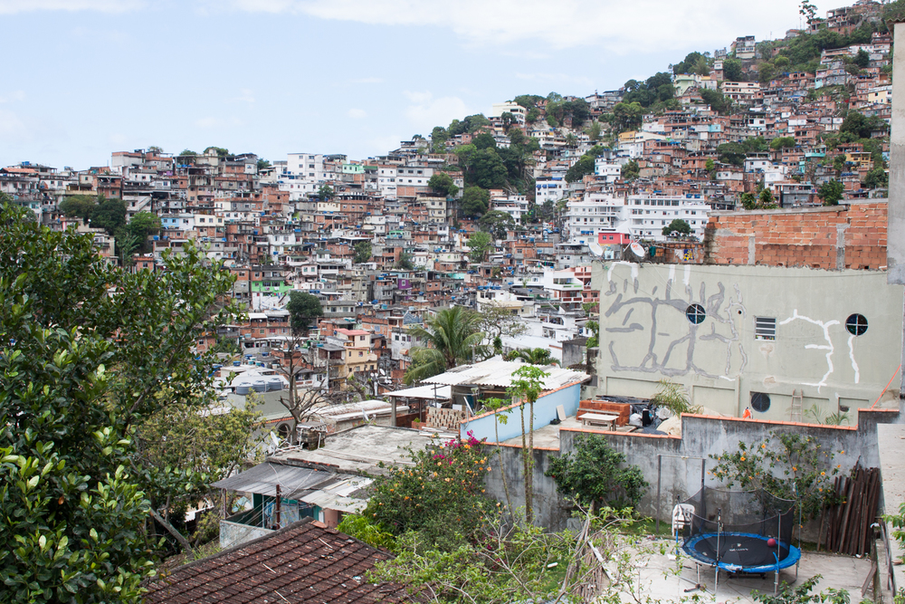 Rio de Janeiro, Vidigal, favela, landscape, travel photography, Brazil, Brasil, homes, houses
