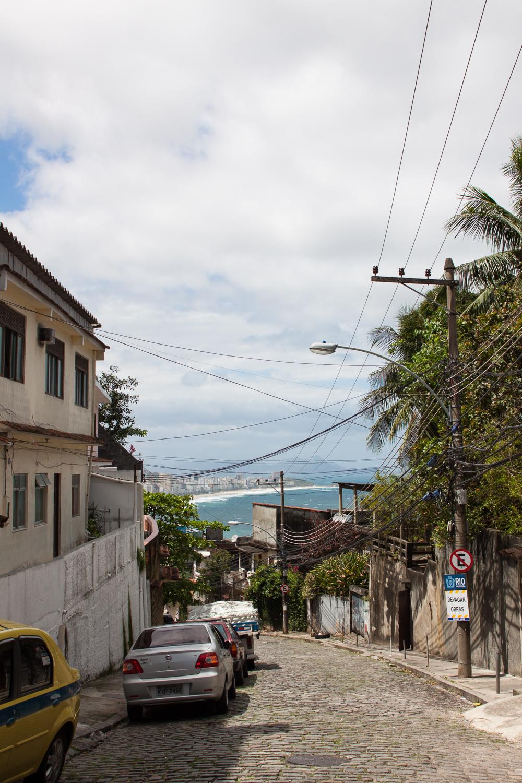 Rio de Janeiro, Vidigal, favela, landscape, travel photography, Brazil, Brasil, streets, Ipanema, Leblon