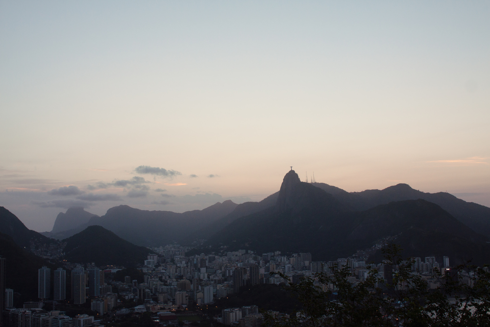 Brazil, Rio de Janeiro, Landscape, Travel photography, architecture, street photography, Sugarloaf Mountain, Christ the Redeemer, Sunset
