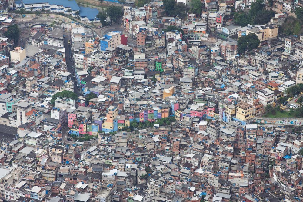 Rio de Janeiro, Brazil, landscape, travel photography, Two Brothers, Dos Irmaos, sunrise, Rocinha