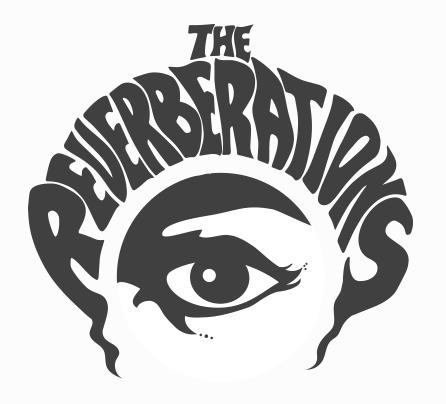 Alternate logo design utilizing the circular motif.