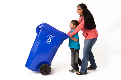Portland Recycles! Campaign