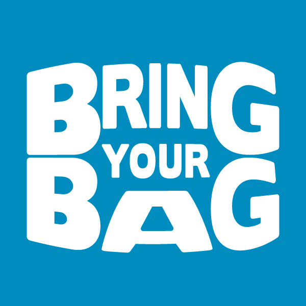 Logo created for the bag.