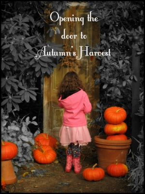 This is part of the Opening the door to Autumn's Harvest mini-series.