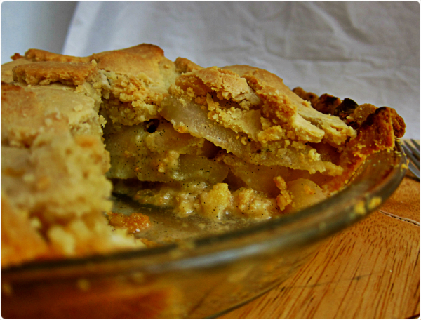 Inside the Pear Pie