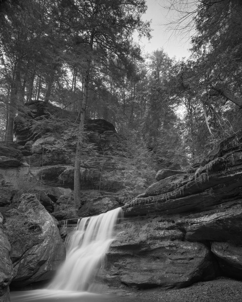 Buckeye Trail Falls