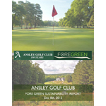 Ansley Golf Club, Atlanta, GA    2012   Sustainability Report & Plan
