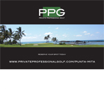 Private Professional Golf    2013   Logo Design, Brochure Design