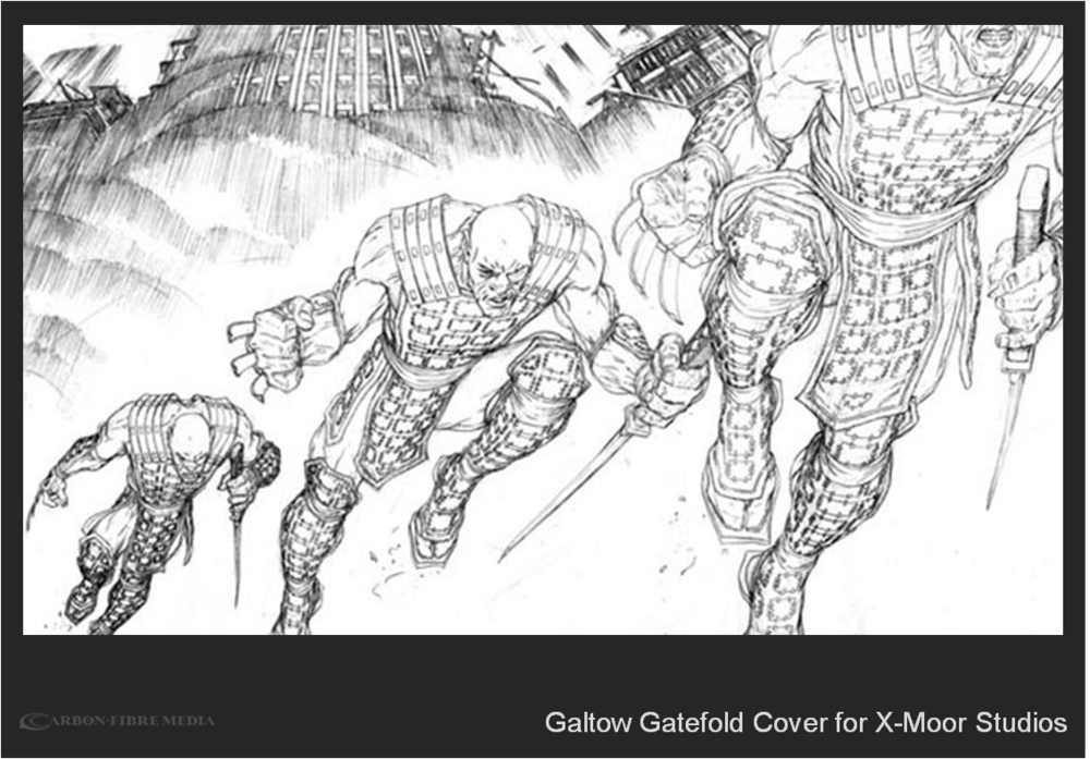 Galtow Gatefold Cover