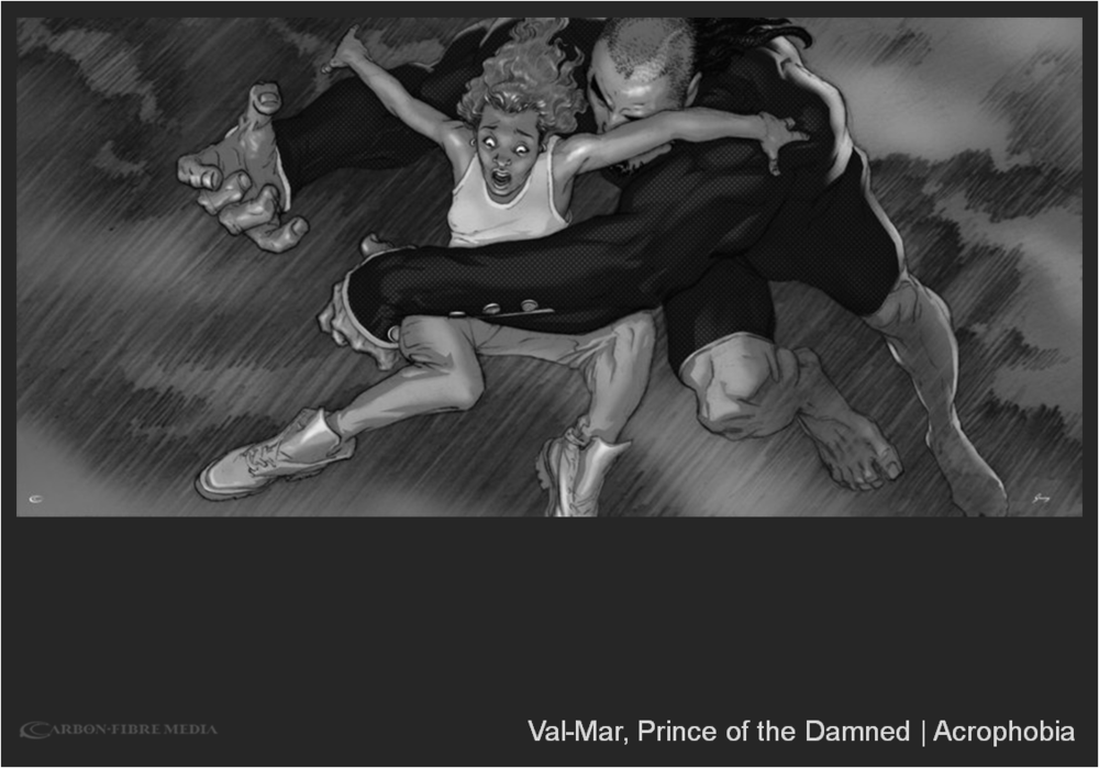 Val-Mar, Prince of the Damned | Acrophobia