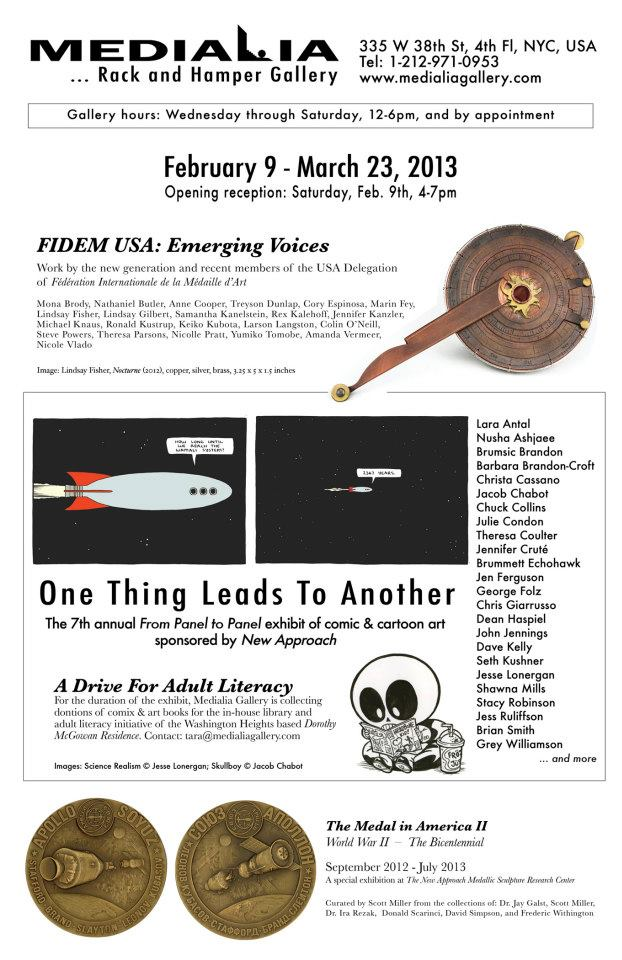 Medialia_Gallery_Panel_to_Panel_One_Thing_Leads_to_Another_Exhibit_Feb_9th_2013_March_23rd_2013.jpg