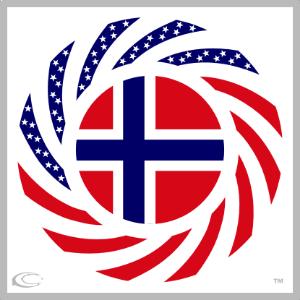 Norwegian American