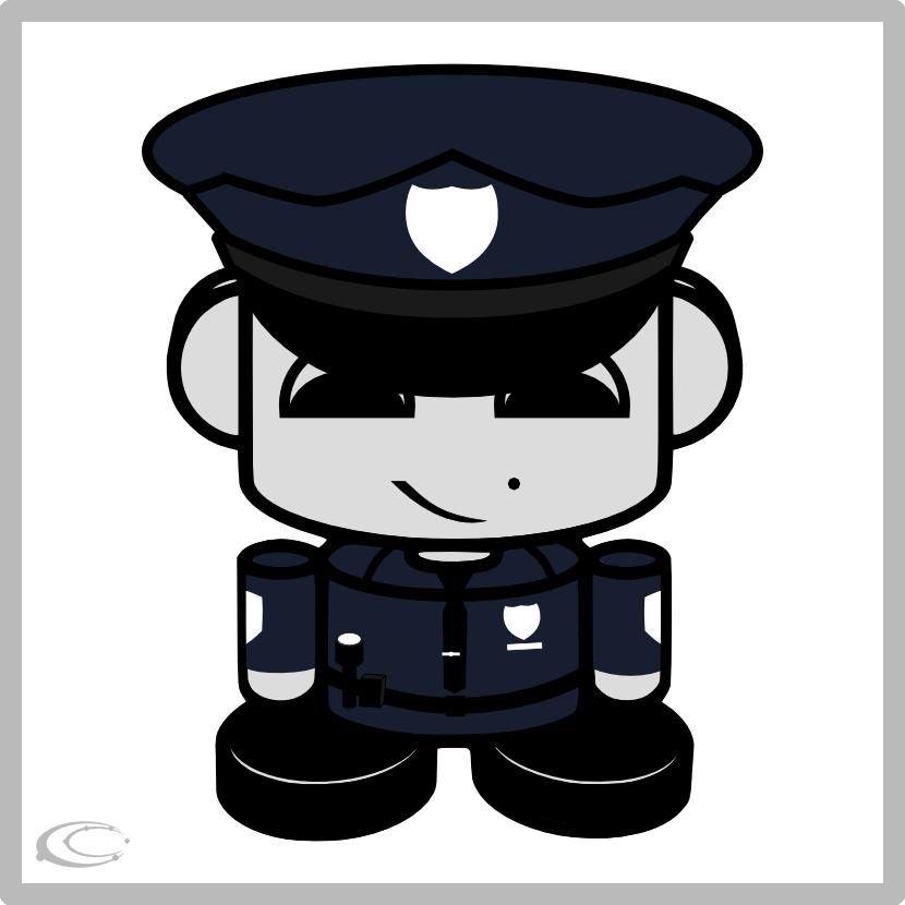 Police Hero'bot