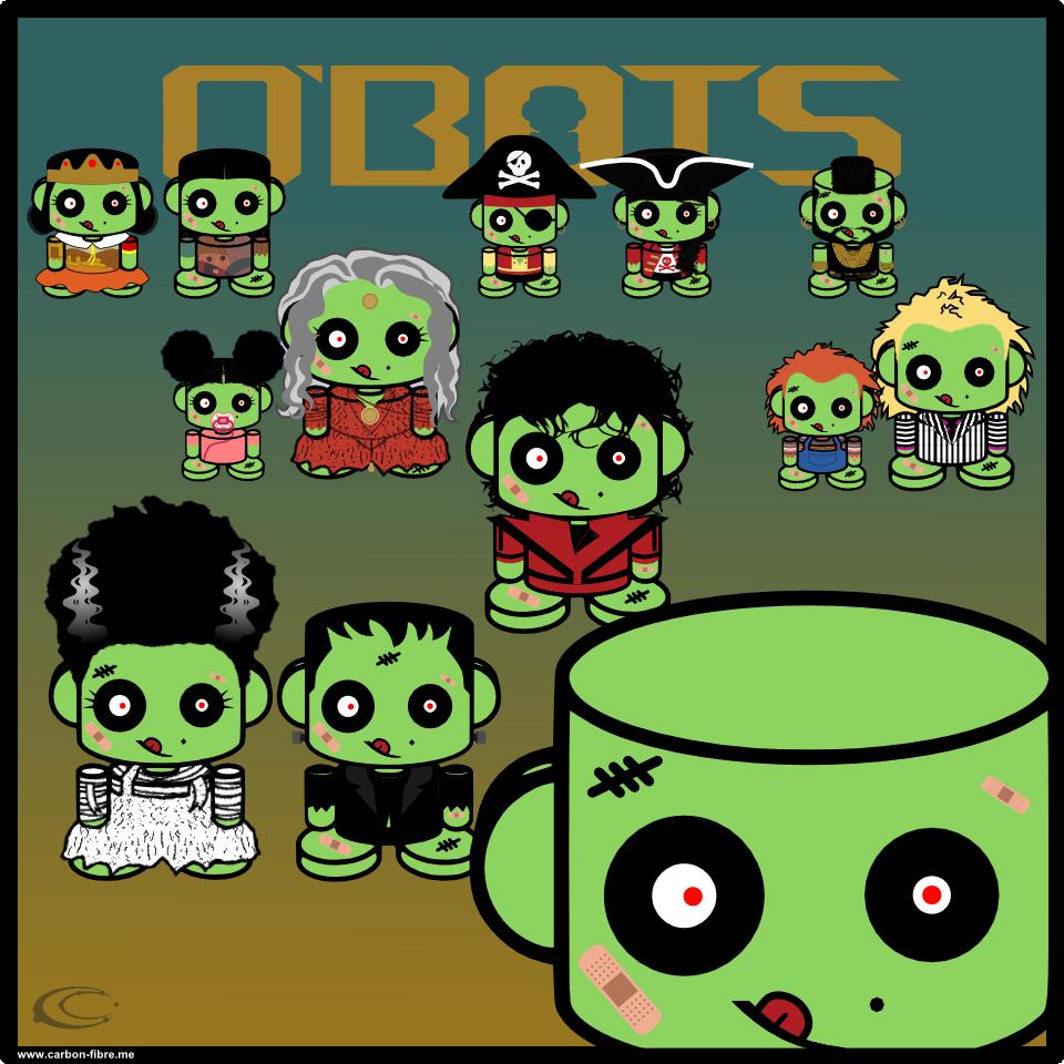 Zombio'bots... Oh My!