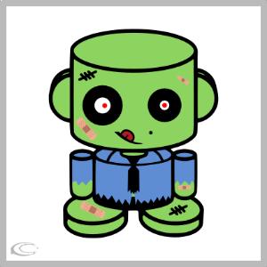 Zombio'bot
