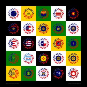 Murican Flags