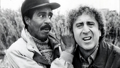 "RICHARD PRYOR & GENE WILDER IN ""SEE NO EVIL, HEAR NO EVIL"""