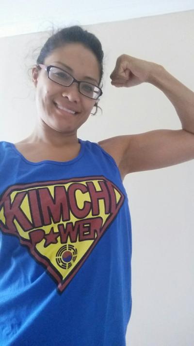 kimchi power!!!!