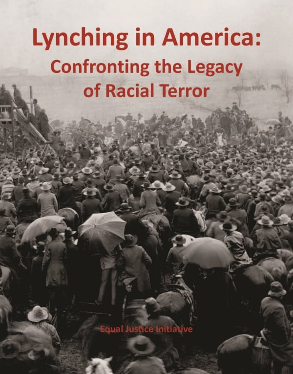 EJI  documented 3959 racial terror lynchings