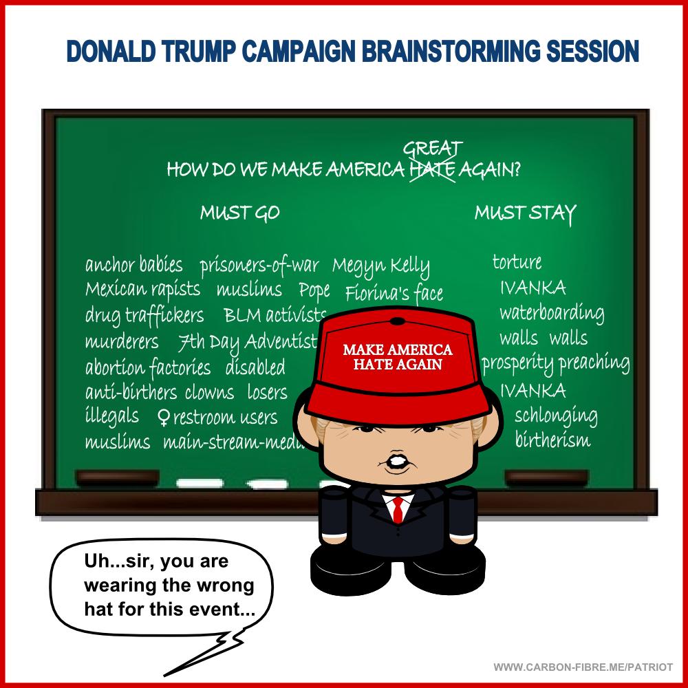 carbonfibreme_politicobots_trump_donald_robots_kawaii_chibi_toy_politics_hat_make_america_cute_again_campaign_strategy_chalkboard.png