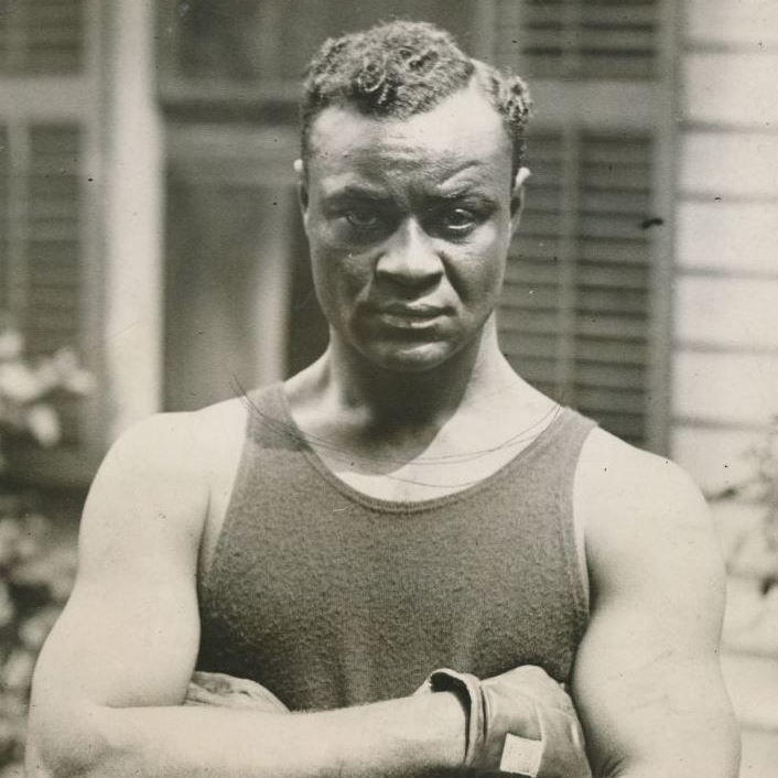 "Harry ""The Black Panther"" Wills (who won 79 of 103 fights, 49 by KO) was one of JACK Kirby's inspirations for T'Challa."
