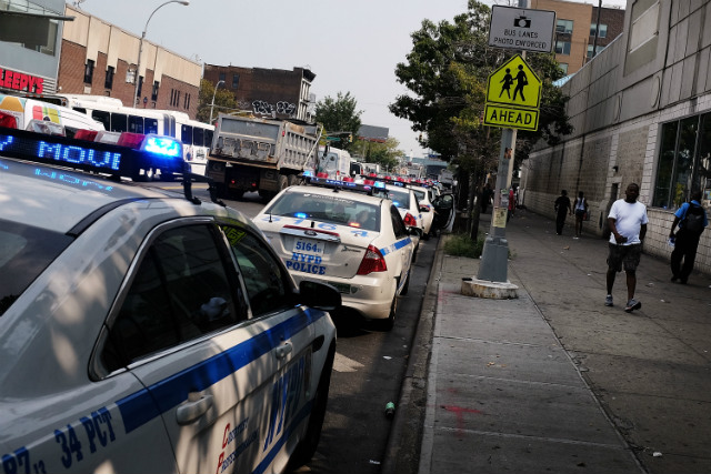 Teenager Accuses Two NYPD Officers Of Rape by David Colon