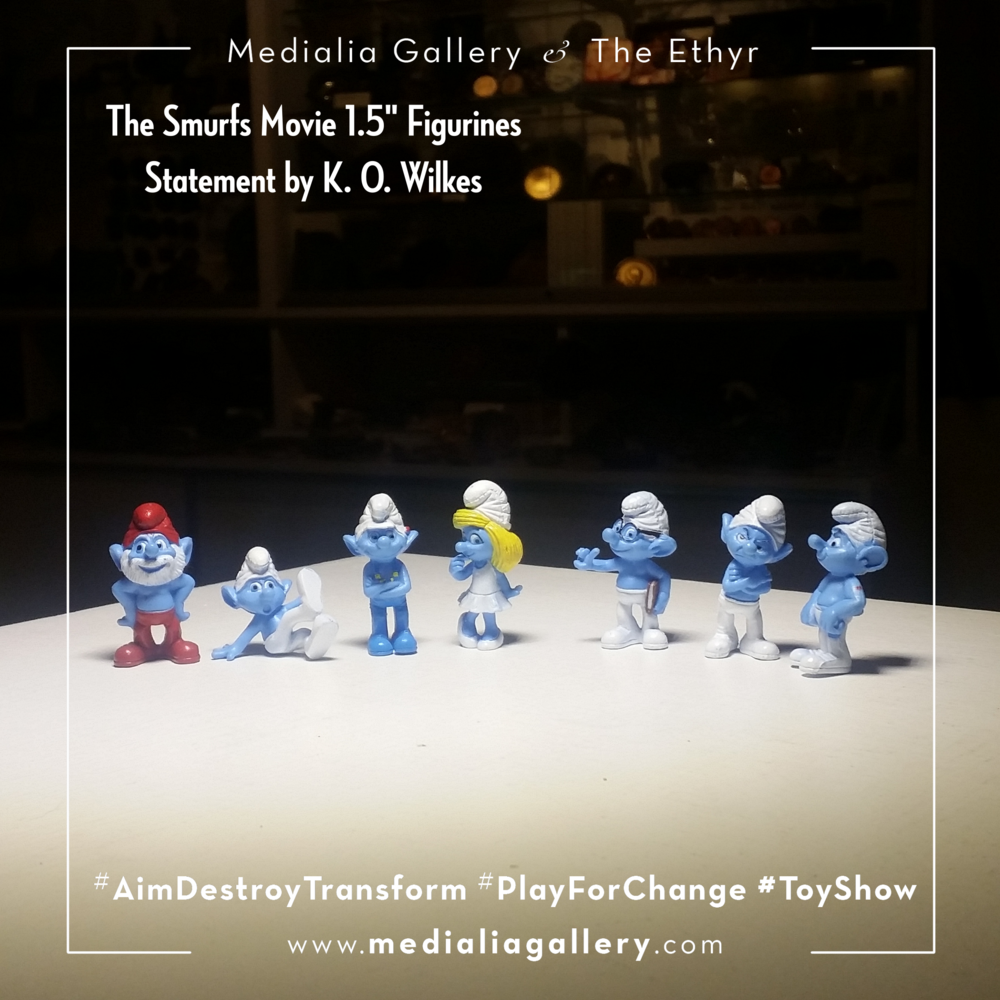 MedialiaGallery_The_Ethyr_AimDestroyTransform_Toy_Show_Smurfs_Smurfette_Principle_Kimdolion_Wilkes_November_2017.png