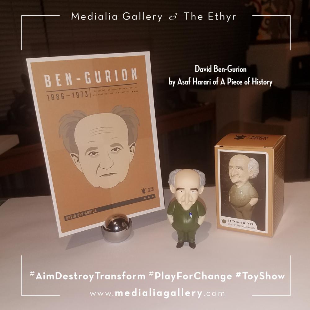 MedialiaGallery_The_Ethyr_AimDestroyTransform_Toy_AsafHarari_APieceofHistory_DavidBenGurion_November_2017.png