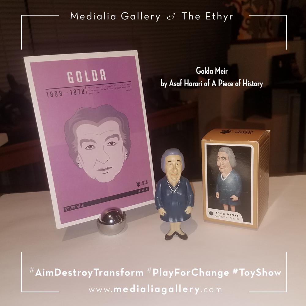 MedialiaGallery_The_Ethyr_AimDestroyTransform_Toy_AsafHarari_APieceofHistory_GoldaMeir_November_2017.png