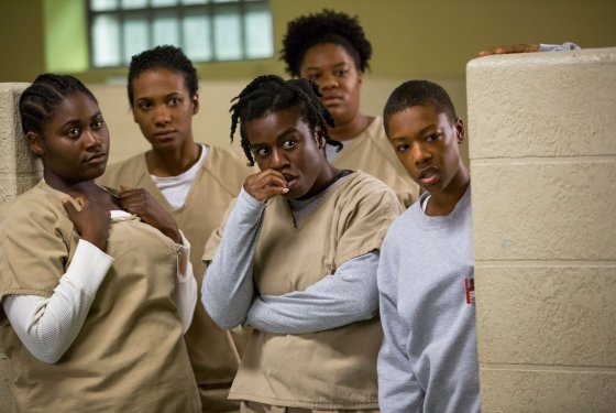 "Orange is the New Black Full series coverage on Vulture ""What kind of Litchfield is a Litchfield without Piper? She might be the Trojan Horse through which the stories of the other inmates are told, but I honestly didn't even realize she wasn't in this episode until the very end. I like Piper; I just like the other inmatesmore. Their stories give way to a broader slice of humanity, and do more to reinforce the way systemic oppression works on multiple levels."" Season 2 Episode 2, ""Cold Comfort""                                                                                                  • • •  ""What this show continues to do well is showcase the complicated private lives of undervalued women, and Lorna fits the bill to a T. She lives in a chaotic house with most of her family, has very little mental and emotional space of her own, and seems stuck in a juvenile fantasy version of life, as evidenced by the huge collage of models and magazine-perfect lifestyle images on her wall. She's still tragic in that way — childlike bordering on childish — but now we can add a new layer of intense danger to her repertoire. At her core, she just wants to love and be loved; why are some people automatically excluded from that possibility? And when you follow the prescription for love that you've been spoon-fed culturally and it doesn't work, why wouldn't you snap?"" Season 2 Episode 4, ""We'll Be Married""                                                                                                   • • •  ""Caputo looks like a low-budget the Edge while his friends sing about reverse vasectomies and sorcerers. Healy, dejected and hurt by a wife who blows him off constantly, happens upon Caputo's band one night and forms a brotherly, booze-soaked bond. After they laugh about Figueroa being a 'cunt-faced witch monster,' Healy keeps the hate train going by harkening back to the good-old days when he would talk directly to the warden since he 'hates talking to women about women's issues.' It's not just Figueroa; Healy hates women. He thinks he's found a partner in crime in Caputo, but Caputo genuinely wants to help the inmates, saying the 'least we should do is keep these women safe and clean.' Let's remember that he routinely jerks off to inmates in his office before we give him the Susan B. Anthony Award for Not Being a Total Cock, but at least his intentions are pure when it comes to his job."" Season 2 Episode 5, ""Turf Wars"""