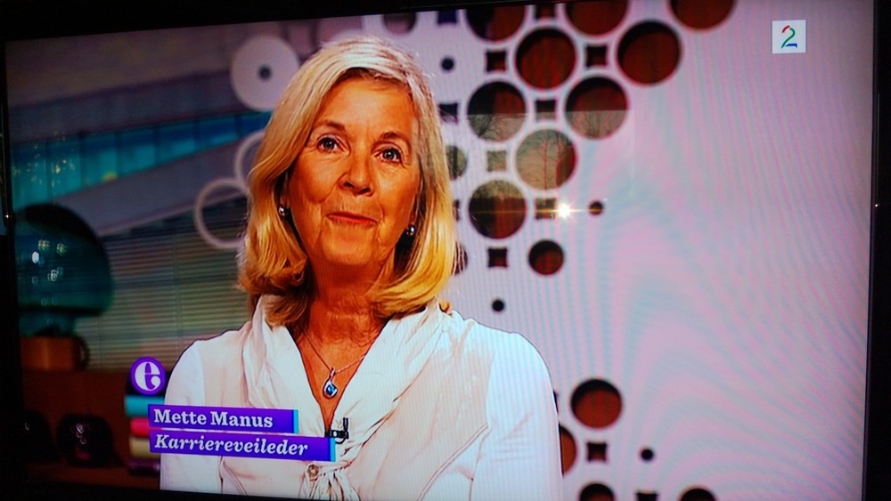 Mette på Ettermiddagen på TV2 om å ta seg et friår - 14.03.13
