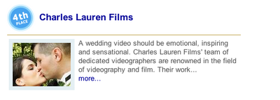 Charles Lauren Films is My Fox LA top 4