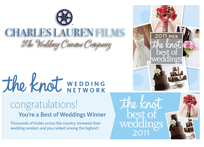Charles Lauren Films The Knot Best of Weddings 2011