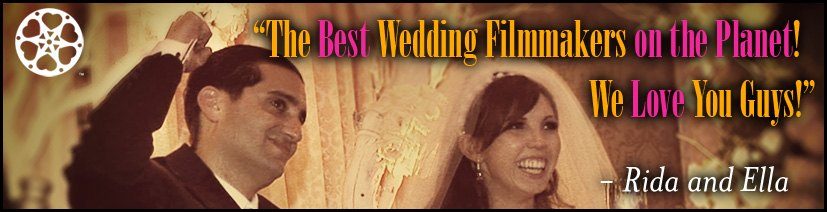 Charles Lauren Films are the best wedding filmmakers on the planet - rida and ella