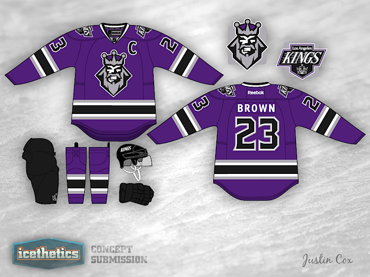 factory authentic 1797f a27c6 0235: The Purple King — icethetics.co