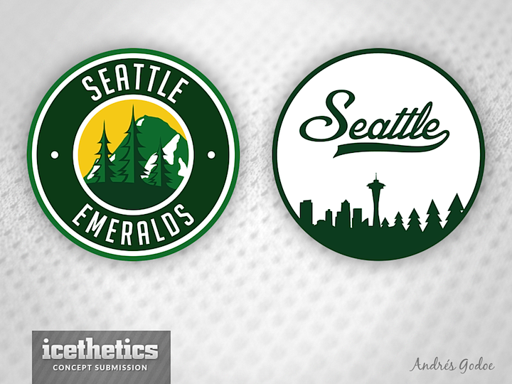 0597 Seattle Emeralds Ii on Number 10 Mets
