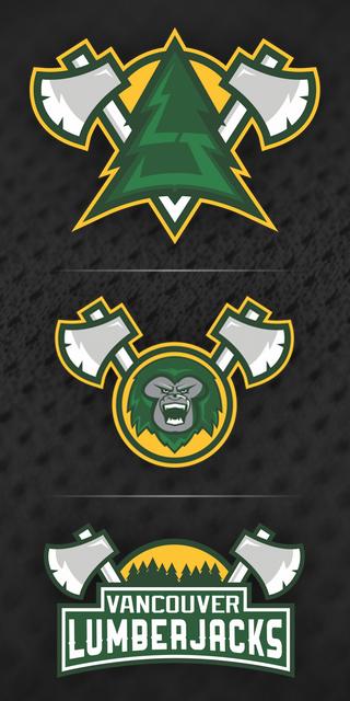 Lumberjacks Logo Evaluations — icethetics.co