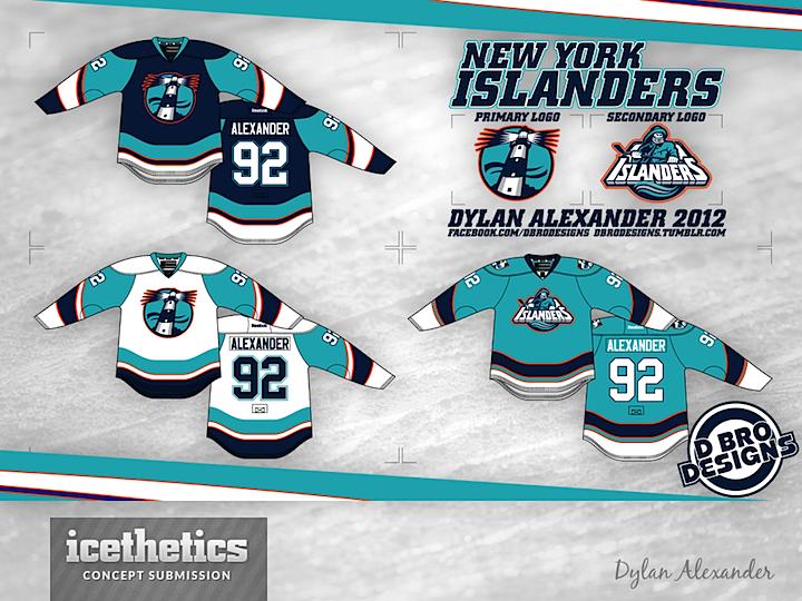 Alexander New York Islanders