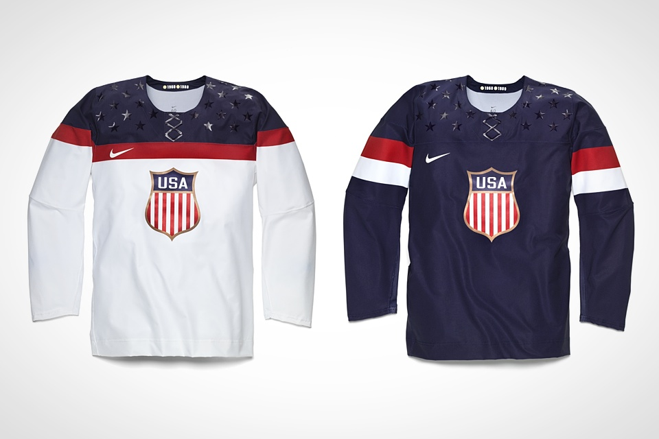 Nike has given the U.S. team a minimalist makeover.