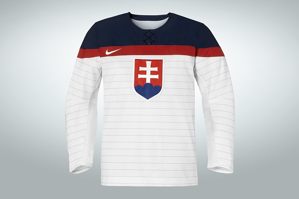 Kind of a bummer to see Nike repeating itself with this one. It's basically the same as Team USA's white jersey.
