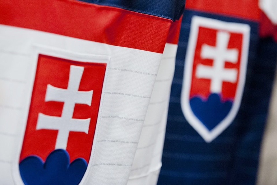 SME.sk posted some great photos from the unveiling event held by the Slovak Ice Hockey Federation.