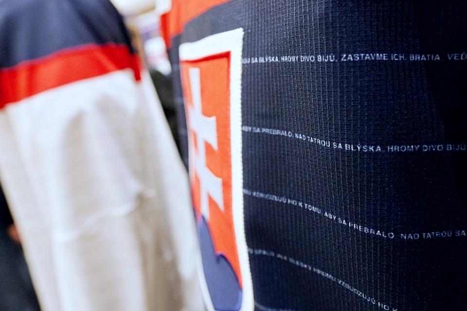 """""""Nad Tatrou sa blýska"""" is the title of Slovakia's national anthem."""