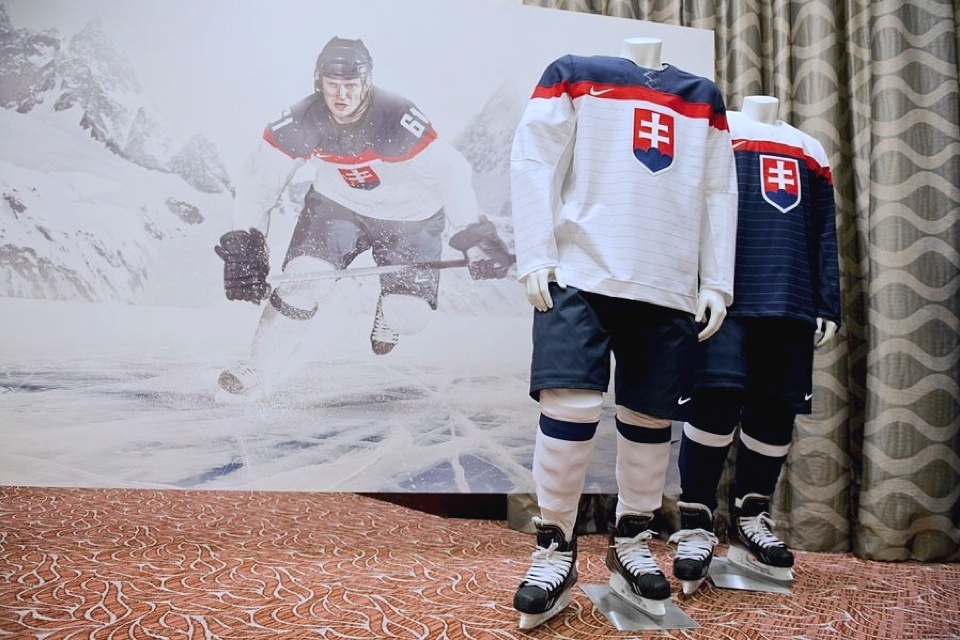 These uniforms should look great on the ice in Sochi this month.